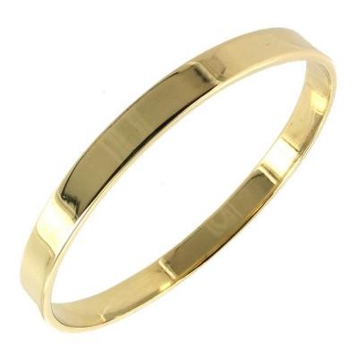 Bracelet or rigide homme